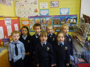 Senior Infants Full Attenders