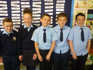 Fifth Class Full Attenders