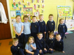 Junior Infants Full Attenders
