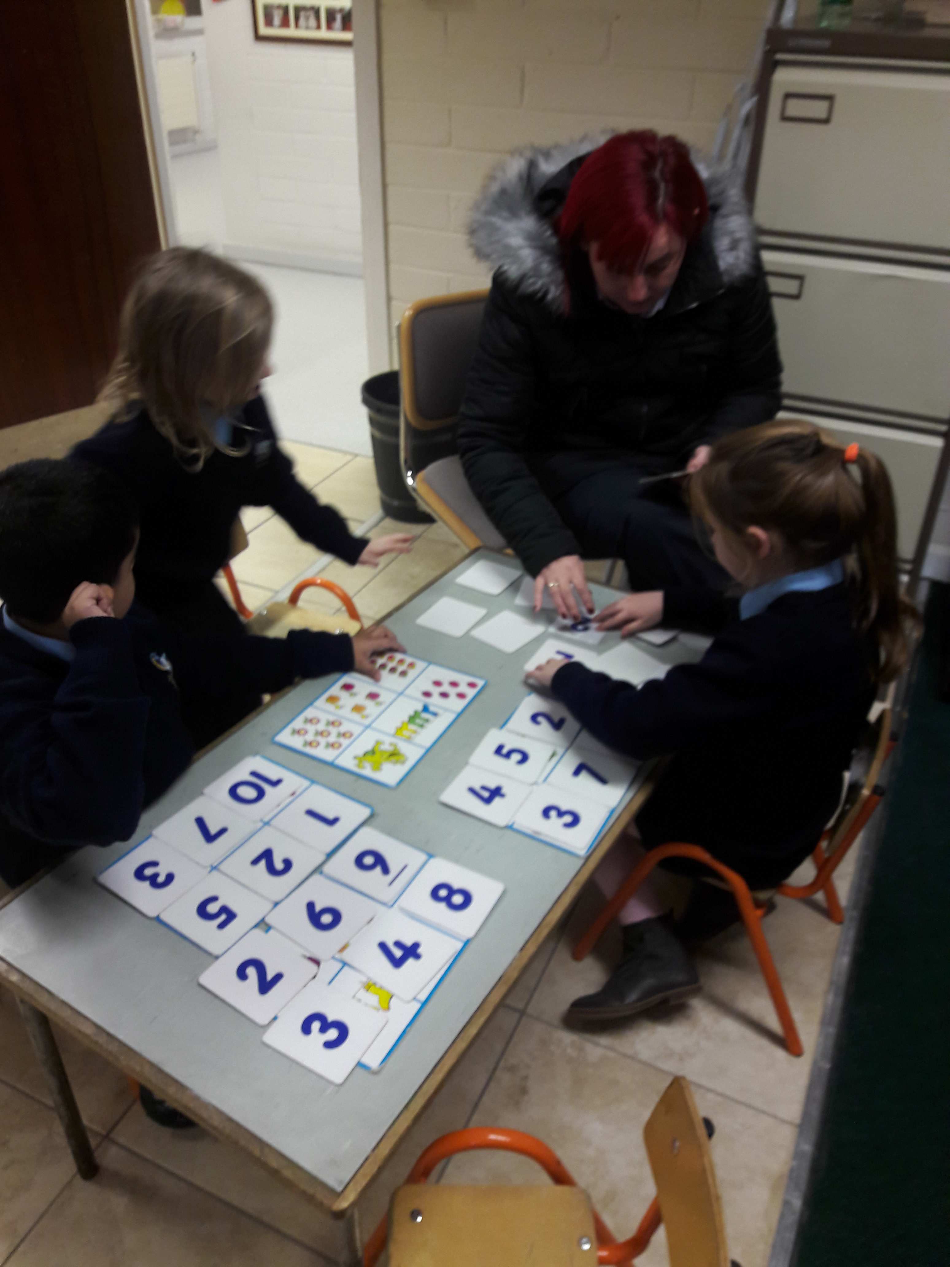 Games for Fun 1st Class
